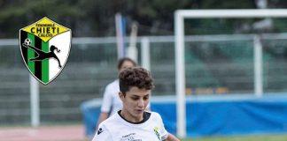 Alessandra Gangemi Chieti Calcio Femminile