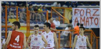 Basket, Amatori Pescara sfida decisiva contro Valmontone
