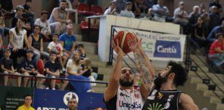 Amicacci sconfitta gara1 finale scudetto contro Cantù