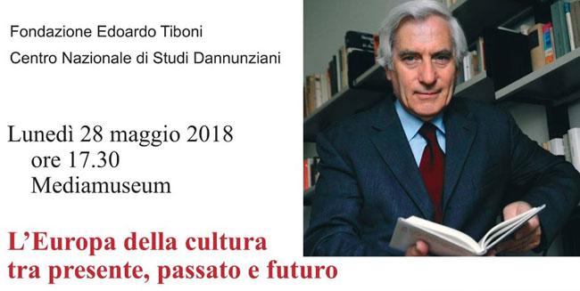 Carlo Ossola al Mediamuseum di Pescara per parlare di Europa