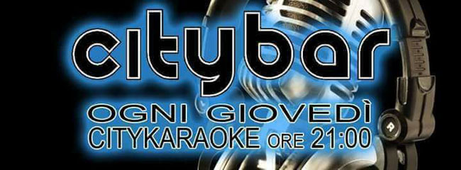 Citybar karaoke Pescara