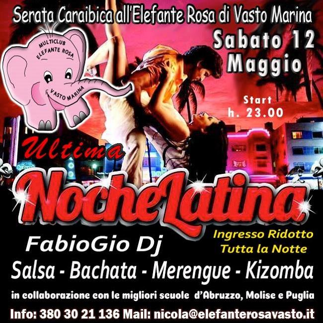 elefante rosa 12 maggio