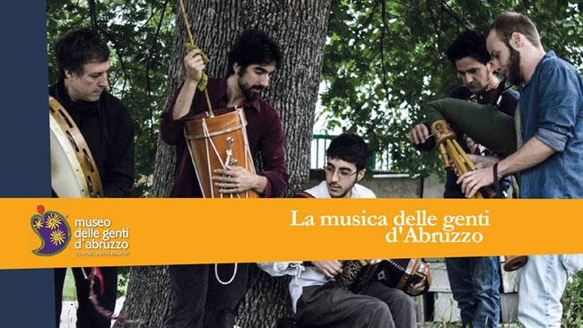 I lupi della Majella concerto 13 maggio Pescara