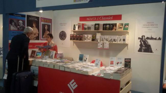 Ianieri Edizioni 31° Salone Libro Torino