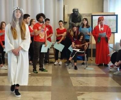 XI concorso Leggere Dante Oggi domani premiazione Pescara