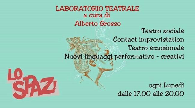 Laboratorio teatrale Alberto Grosso Pescara