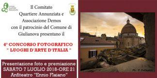 """4° Concorso fotografico """"Luoghi d'arte d'Italia"""": info e iscrizioni"""