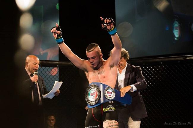 Luca Armetta vincitori Fight Clubbing 2018 Pescara