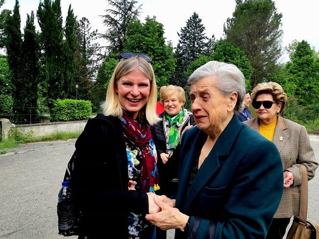 Maria Petrilli Teresa Bartholomew