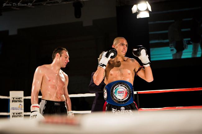 Matteo Musaro conquista titolo italiano Muay Thai