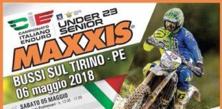 Campionato Italiano Enduro U23 / Senior a Bussi