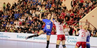 Nazionale femminile Pallamano Abruzzo 31 maggio sfida Polonia