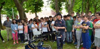 Orsogna educazione legalità incontro Carabinieri - alunni