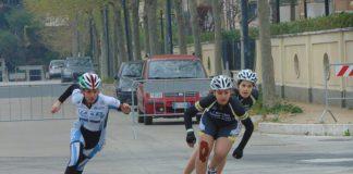 pattinaggio su strada corsa Montesilvano