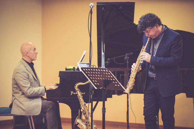 rising up jazz 4tet