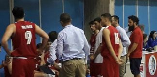 Valmontone Amatori basket playoff