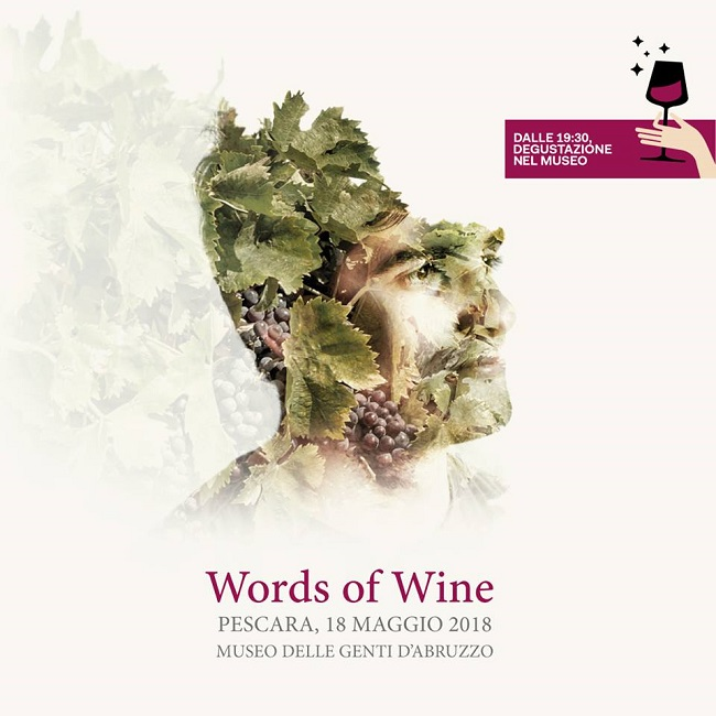 words of wine Pescara 2018