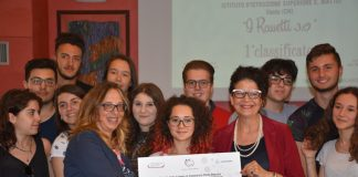 1 classificato licei istituto mattei vasto