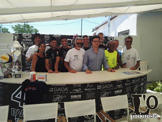 Pescara Beach Volley presentata la 4 Vele Academy 2018
