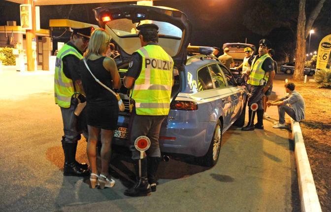 alcol test controlli stradali