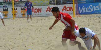 Vastese Beach Soccer intervista Andrea Pollutri