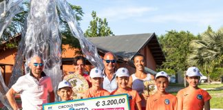2° torneo Open femminile città di Tortoreto successo Brianti