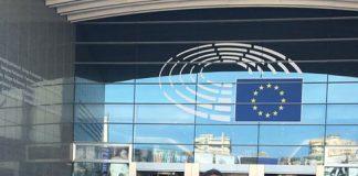 Viaggio istituzionale Comardi e Scorrano Bruxelles