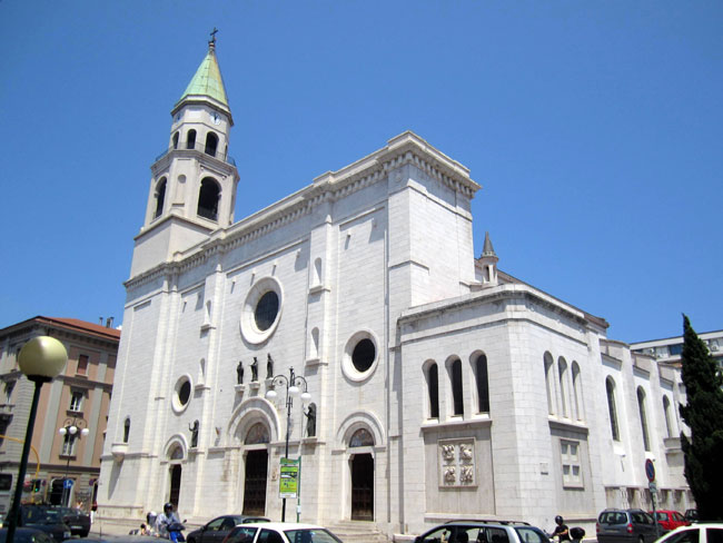 Duomo San Cetteo Pescara