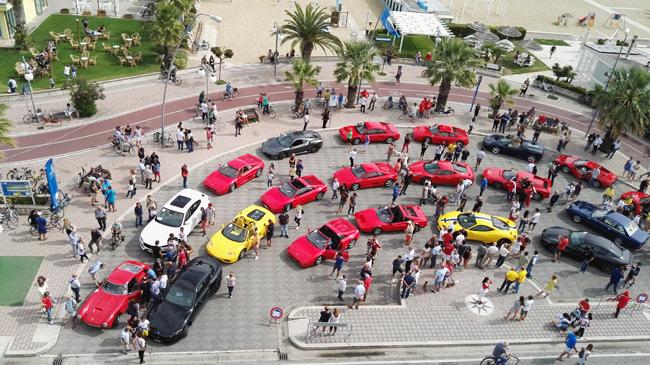 15° raduno automobilistico Abramo Guercioni 16 giugno