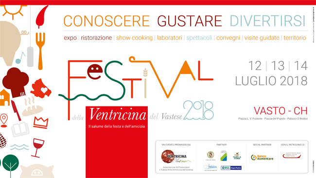 Festival della Ventricina del Vastese 2018