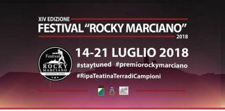 Festival Rocky Marciano 2018