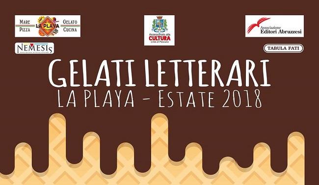 Gelati Letterari 4 Serata A La Playa Pescara