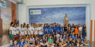 Vic2018 Città Sant'Angelo torneo giovanile femminile