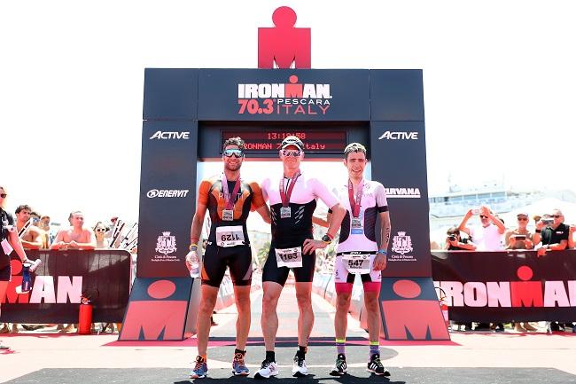 Ironman Pescara risultati edizione 2018