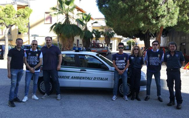 Martinsicuro controllo territorio: firmata convenzione con le Guardie Ambientali