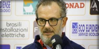 Teramo basket Massimiliano Domizioli nuovo coach