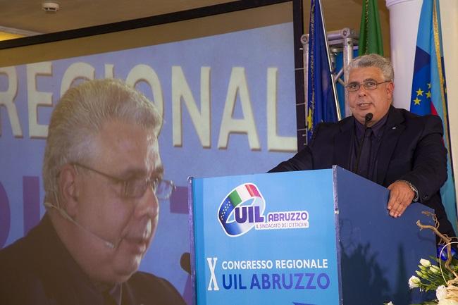 Michele Lombardo commenta i dati Istat Abruzzo occupazione