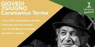 Mimmo Locasciulli Caramanico Terme Festival del Benessere