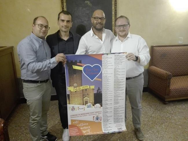 Mosciano Sant'Angelo eventi estate 2018