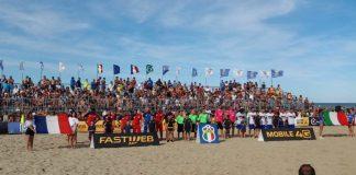 Trofeo Mastrangelo on the Beach vince Montesilvano Colle