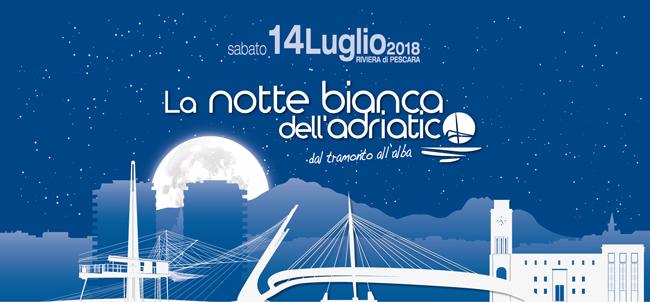 Notte Bianca dell'Adriatico 2018