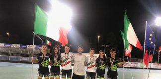 """Rolling Pattinatori """"D. Bosica"""" conquista 2° posto campionati italiani"""