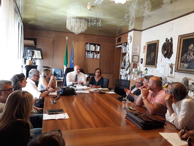 riunione istituti riuniti Chieti