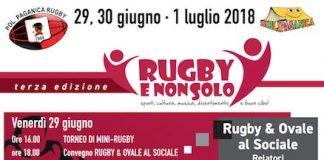 Rugby e non solo Paganica 3° edizione