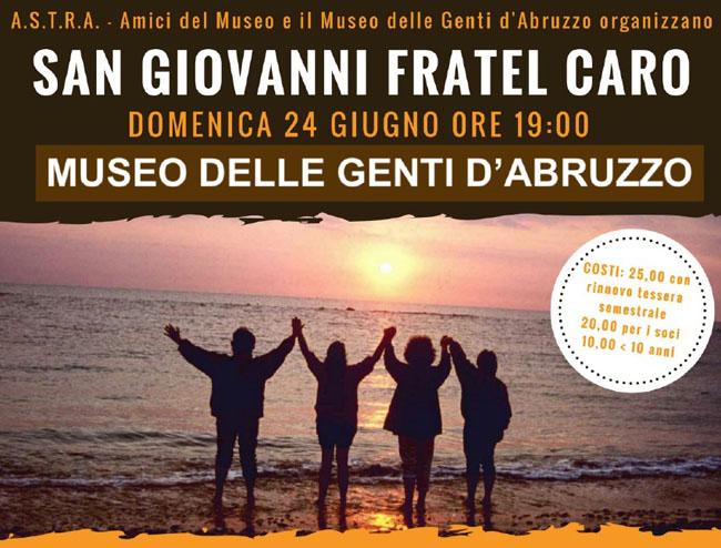 Pescara San Giovanni Fratel Caro