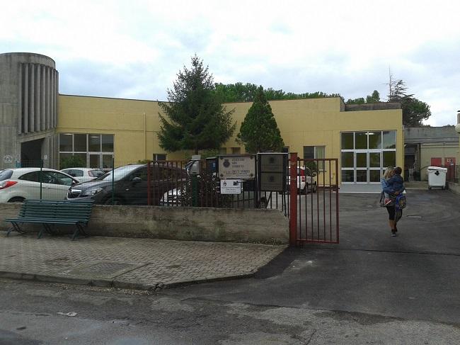 scuola infanzia via Mattarella Giulianova