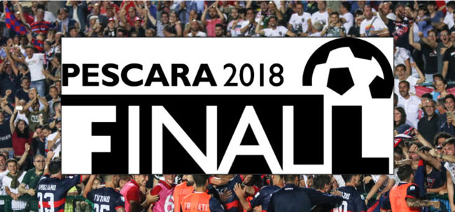 Pescara Finale Playoff Serie C 2017 - 2018