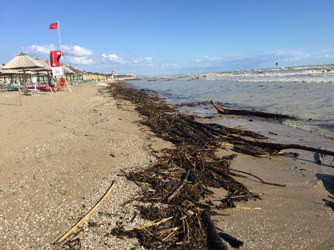 Maltempo, allarme erosione a Silvi e Francavilla