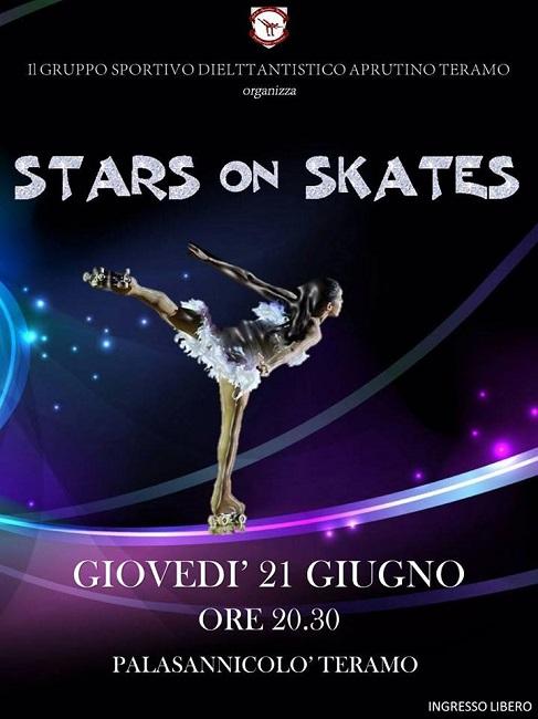 stars on skates 21 giugno