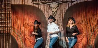 Pescara torna street festival Summer Country Western